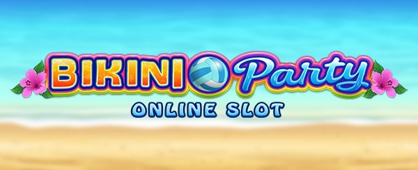 Bikini Party ny spelautomat från Microgaming