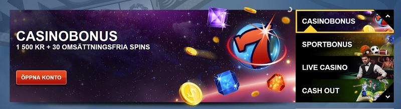 Spela gratis spelautomater online