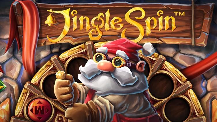 Jingle Spin är mysig slot med jultema