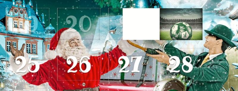Vilka casinon har julkalendrar 2017?