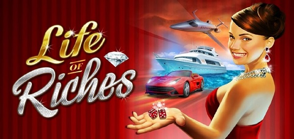Life of Riches ny rolig Microgaming spelautomat