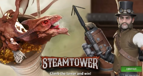 Steam Tower spelautomat från netent></a></p>    	</div>