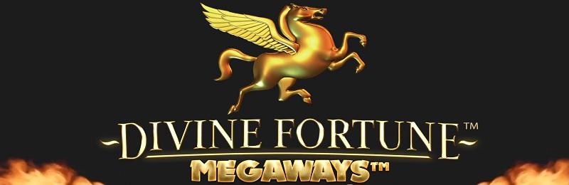 Divine Fortune ett nytt spel från NEtEnt i november 2020