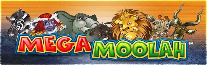 Jackpottspelet Mega Moolah hos Snabbare