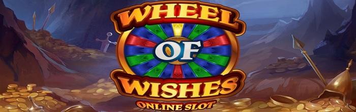Jackpottspelet Wheel of Wishes hos Snabbare