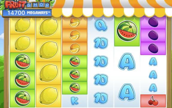 Fruit Shop Megaways - Ny Spelautomat 2021